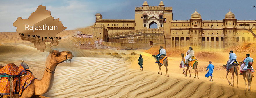 rajasthan tour with taj