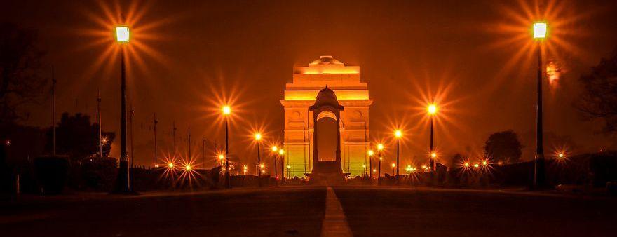 delhi night tour